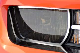 Headlight Restyling Package Tinted 6pc 2010-2013 Chevrolet Camaro