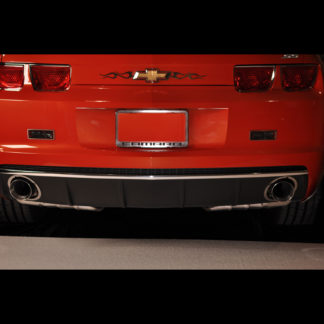 Rear Valance Trim Molding Chrome Vinyl 2010-2013 Chevrolet Camaro