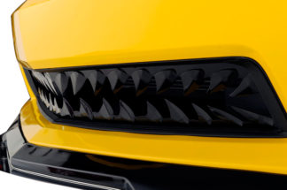 Shark Tooth OEM Grille Upgrade Black V6 2010-2013 Chevrolet Camaro