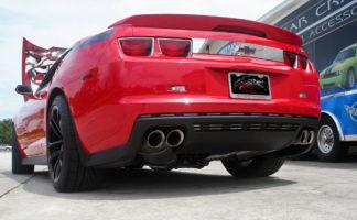 Rear Valance Polished Stainless 25pc Trim Kit ZL1 2012-2013 Chevrolet Camaro