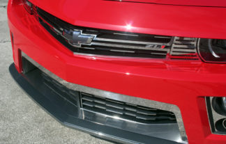 Grille Trim Kit Lower Polished 26pc ZL1 2012-2013 Chevrolet Camaro