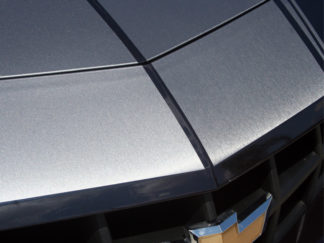 Jet Stream Graphic Satin Gun Metal Wrap 2010-2013 Chevrolet Camaro