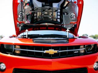 Lower Hood Cowl Polished 2010-2015 Chevrolet Camaro