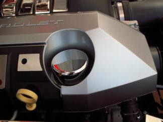Oil Filler Cap Cover Polished 1997-2007 Chevrolet Corvette2010-2015 Chevrolet Camaro
