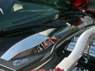 Wiper Cowl Polished 4pc 2010-2015 Chevrolet Camaro