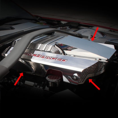 Engine Shroud Cover 2012-2015 Chevrolet Camaro