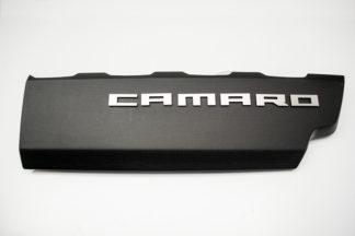 Camaro Fuel Rail Letters Satin Stainless 2016-2019 Chevrolet Camaro