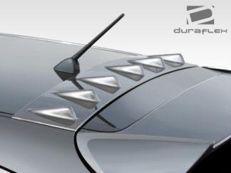 2008-2011 Subaru Impreza 5DR 2008-2014 WRX STI 5DR Duraflex C-Speed Roof Wing Spoiler - 1 Piece (Overstock)
