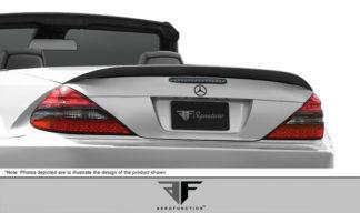 2003-2012 Mercedes SL Class R230 Carbon AF Signature 1 Series Conversion Trunk Spoiler ( CFP ) - 1 Piece