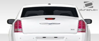 2011-2019 Chrysler 300 Duraflex SRT Look Rear Wing Trunk Lid Spoiler - 1 Piece