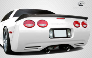 1997-2004 Chevrolet Corvette C5 Carbon Creations AC Edition Rear Wing Trunk Lid Spoiler - 1 Piece