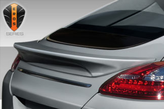 2010-2015 Porsche Panamera Eros Version 2 Rear Wing Trunk Lid Spoiler - 1 Piece