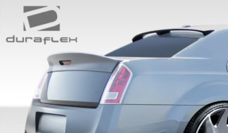 2011-2019 Chrysler 300 Duraflex Brizio Rear Wing Trunk Lid Spoiler - 1 Piece