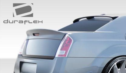 2011-2019 Chrysler 300 Duraflex Brizio Rear Wing Trunk Lid Spoiler - 1 Piece