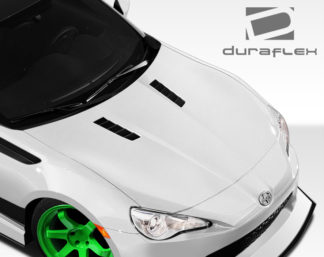 2013-2019 Scion FR-S Toyota 86 Subaru BRZ Duraflex GT Concept Hood - 1 Piece