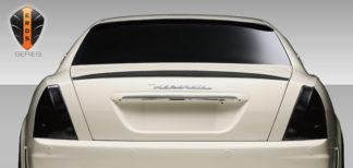 2005-2008 Maserati Quattroporte Eros Version 1 Wing Trunk Lid Spoiler - 1 Piece
