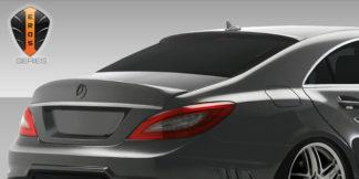 2012-2015 Mercedes CLS Class C218 W218 Eros Version 1 Roof Wing Spoiler - 1 Piece