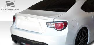 2013-2019 Scion FR-S Toyota 86 Subaru BRZ Duraflex X-5 Rear Wing Trunk Lid Spoiler - 1 Piece