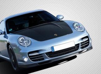 2006-2012 Porsche Cayman 2005-2012 Porsche Boxster 2005-2013 Porsche 997 Carbon Creations Eros Version 1 Hood - 1 Piece