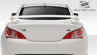 2010-2016 Hyundai Genesis Coupe 2DR Duraflex RS-1 Rear Wing Trunk Lid Spoiler - 1 Piece