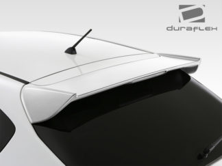 2008-2011 Subaru Impreza 5DR 2008-2014 Subaru WRX STI 5DR Duraflex STI Look Rear Wing Trunk Lid Spoiler - 1 Piece