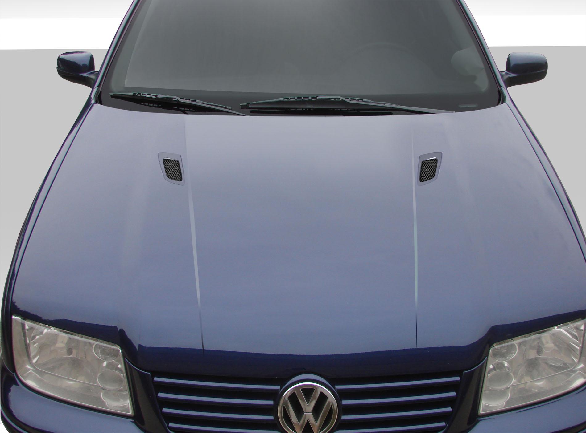 1999 2004 Volkswagen Jetta Duraflex Rv S Hood 1 Piece Overstock