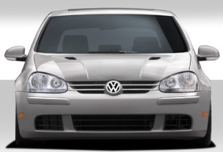 2005-2010 Volkswagen Jetta / 2006-2009 Golf GTI Rabbit Duraflex RV-S Hood - 1 Piece