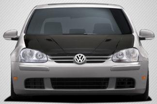 2005-2010 Volkswagen Jetta / 2006-2009 Golf GTI Rabbit Carbon Creations RV-S Hood - 1 Piece