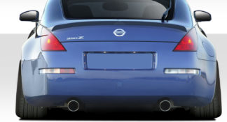 2003-2008 Nissan 350Z Z33 2DR Coupe Duraflex V-Speed Wing Trunk Lid Spoiler - 1 Piece