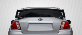 2008-2011 Subaru Impreza / 08-18 WRX STI 4DR Carbon Creations STI Look Trunk Lid Spoiler Wing - 1 Piece