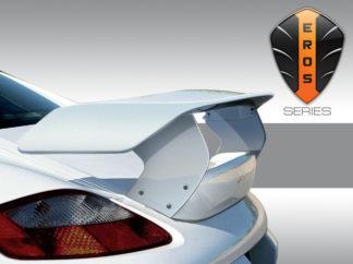2006-2012 Porsche Cayman Eros Version 2 Wing Trunk Lid Spoiler - 1 Piece