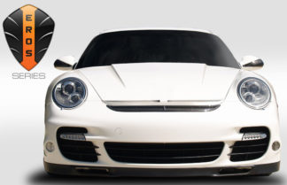 2006-2012 Porsche Cayman 2005-2012 Porsche Boxster 2005-2013 Porsche 997 Eros Version 2 Hood - 1 Piece (Overstock)