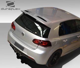 2010-2014 Volkswagen Golf GTI Duraflex ST-R Wing Trunk Lid Spoiler - 1 Piece