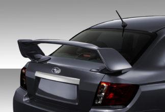 2008-2011 Subaru Impreza 4DR 08-18 Impreza WRX STI 4DR Duraflex STI Look Wing Trunk Lid Spoiler - 1 Piece