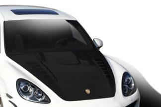 2011-2014 Porsche Cayenne AF-4 Hood ( GFK ) - 1 Piece