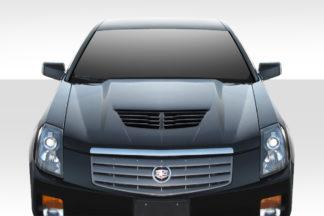 2003-2007 Cadillac CTS Duraflex Stingray Z Hood- 1 Piece