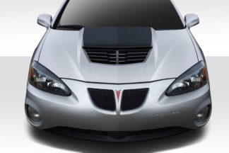 2004-2008 Pontiac Grand Prix Duraflex Stingray Z Hood- 1 Piece