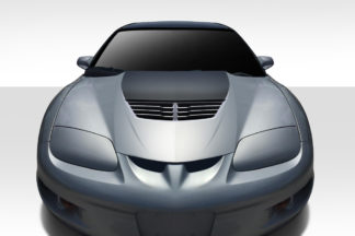 1998-2002 Pontiac Firebird / Trans Am Duraflex Stingray Z Hood- 1 Piece