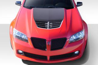 2008-2009 Pontiac G8 Duraflex Stingray Z Hood - 1 Piece