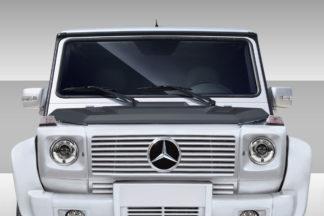 2000-2010 Mercedes G Class W463 Eros Version 2 Hood - 1 Piece