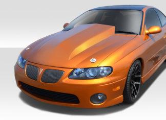 2004-2006 Pontiac GTO Duraflex Cowl Hood - 1 Piece