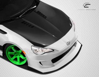 2013-2019 Scion FR-S Toyota 86 Subaru BRZ Carbon Creations DriTech GT Concept Hood - 1 Piece