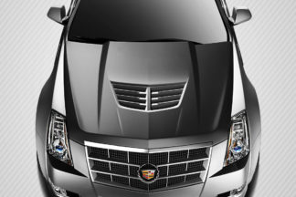 2008-2013 Cadillac CTS-V Carbon Creations DriTech Stingray Z Hood- 1 Piece