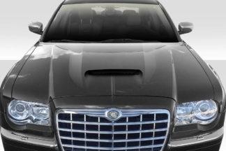 2005-2010 Chrysler 300 300C Duraflex SRT Look Hood - 1 Piece