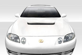 1992-2000 Lexus SC Series SC300 SC400 Duraflex VIP Hood - 1 Piece