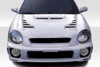 2002-2003 Subaru Impreza WRX STI Duraflex C-1 Hood - 1 Piece