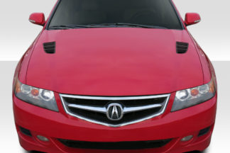 2006-2008 Acura TSX Duraflex R-Spec Hood - 1 Piece