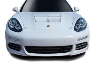 2010-2015 Porsche Panamera AF-1 Hood ( GFK ) - 1 Piece