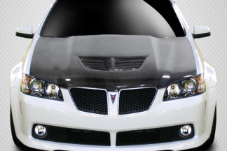 2008-2009 Pontiac G8 Carbon Creations Stingray Z Hood - 1 Piece