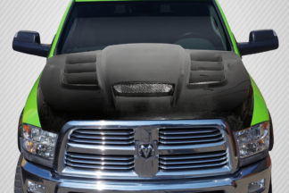 2010-2018 Dodge Ram 2500 Carbon Creations Viper Hood - 1 Piece